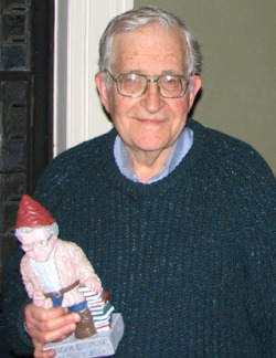 noam chomsky introduction just say gnome fortunately noam continues to live and work in the united states despite his criticism of the government and corporate powers though he doesn t believe in